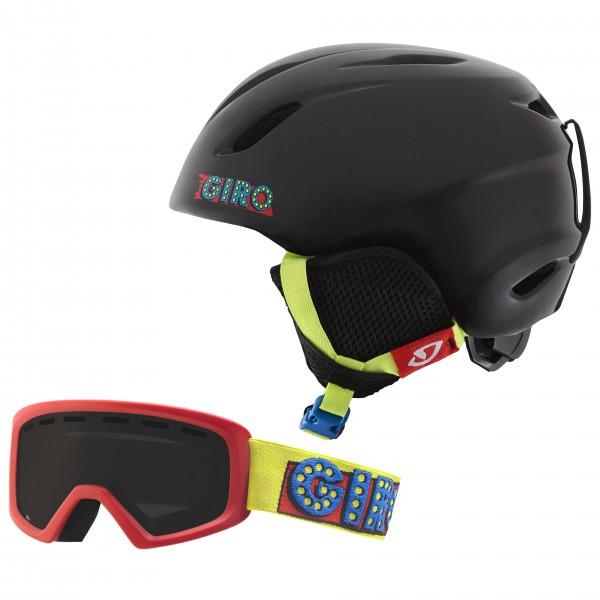 Giro - Kid's Launch Combo Pack - Casque de ski