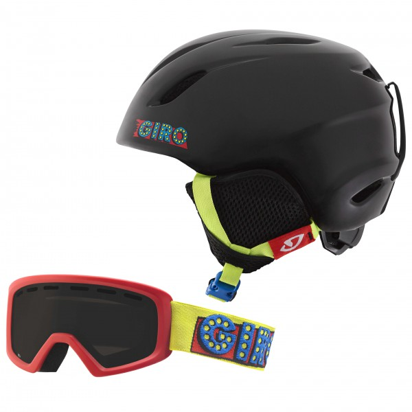 Giro - Kid's Launch Combo Pack - Skihelm