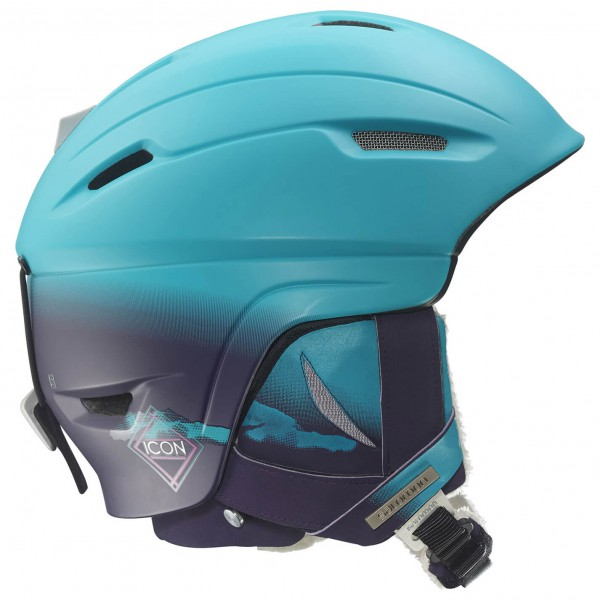 Salomon - Icon 4D C. Air - Skihelm