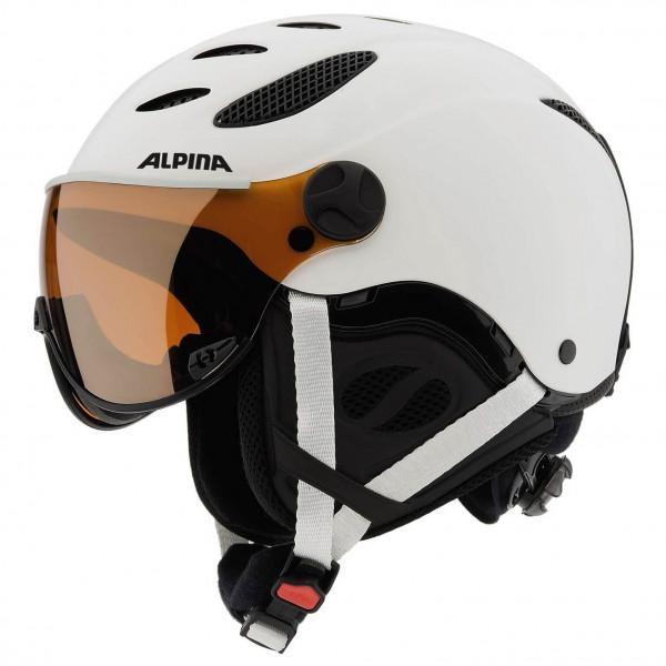Alpina - Jump JV - Ski helmet
