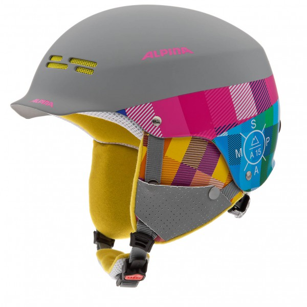 Alpina - Spam Cap - Casque de ski
