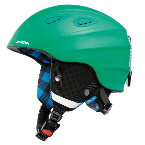 Alpina - Grap 2.0 - Ski helmet
