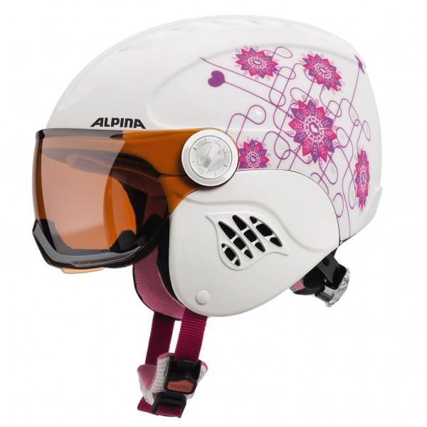 Alpina - Carat Visor - Skihelm