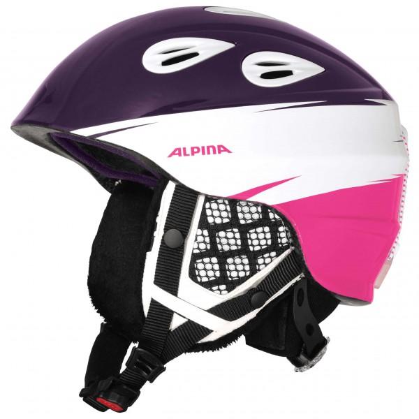 Alpina - Kid's Grap 2.0 - Ski helmet