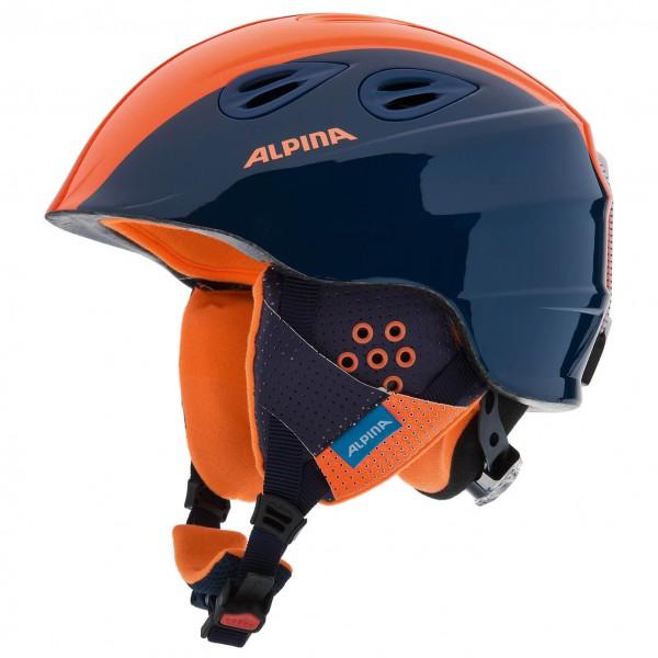 Alpina - Kid's Grap 2.0 - Casque de ski