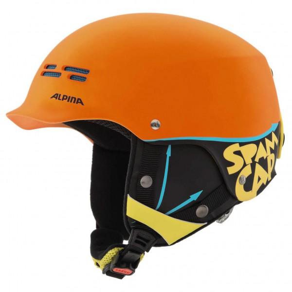Alpina - Kid's Spam Cap - Casque de ski