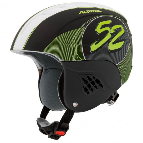 Alpina - Kid's Carat LE - Casque de ski