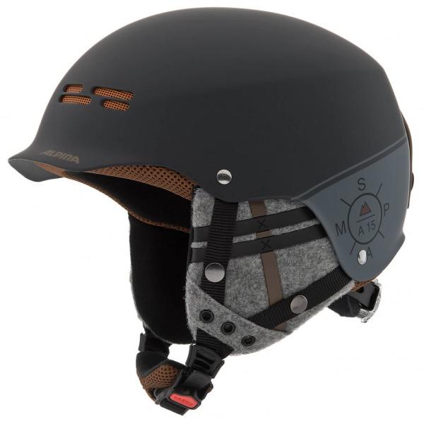 Alpina - Spam Cap - Ski helmet