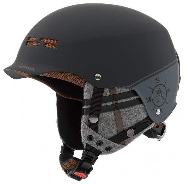 Alpina - Spam Cap - Skihelm