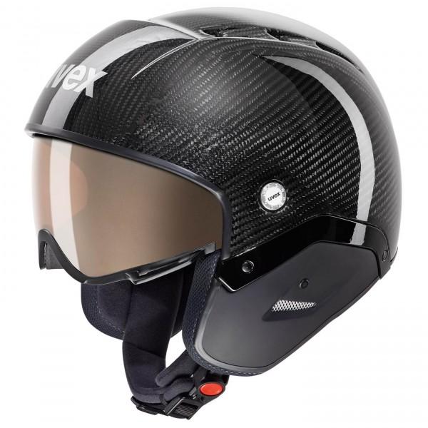 Uvex - Aosta Carbon Vario - Laskettelukypärä