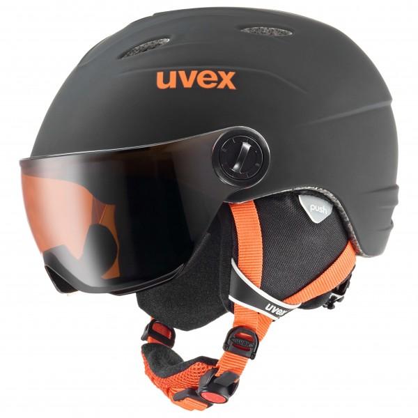 Uvex - Kid's Visor Pro - Skidhjälm
