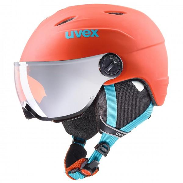 Uvex - Kid's Visor Pro - Laskettelukypärä