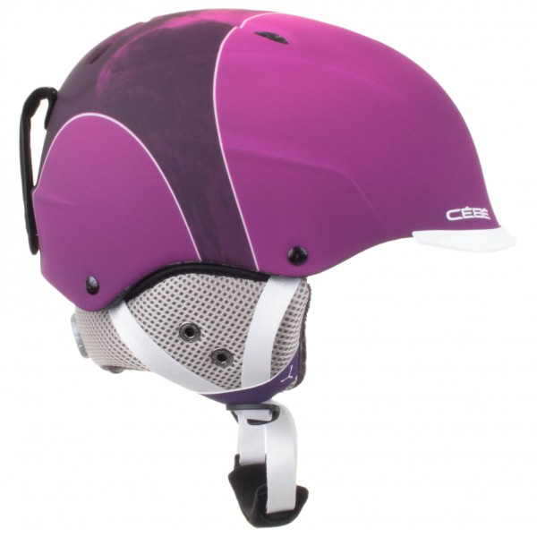 Cébé - Contest Visor Pro - Ski helmet