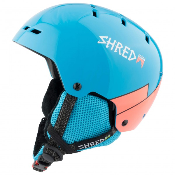 SHRED - Bumper Mini Wee - Laskettelukypärä