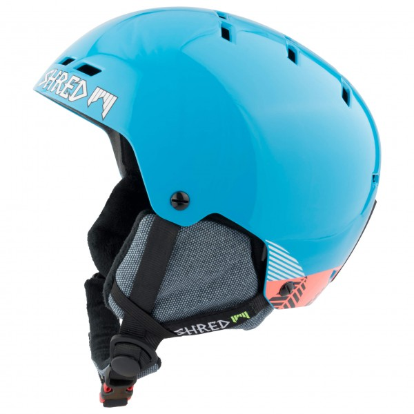 SHRED - Bumper Noshock - Casque de ski