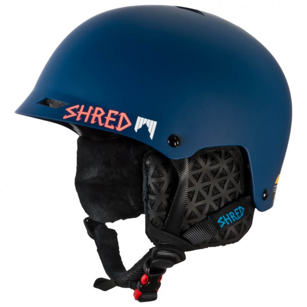 SHRED - Half Brain D-Lux - Ski helmet