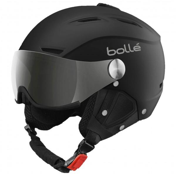 Bollé - Backline Visor Silver Gun + Lemon - Ski helmet