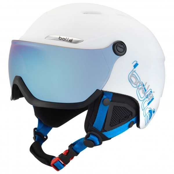 Bollé - B-Yond Visor Grey Blue - Ski helmet