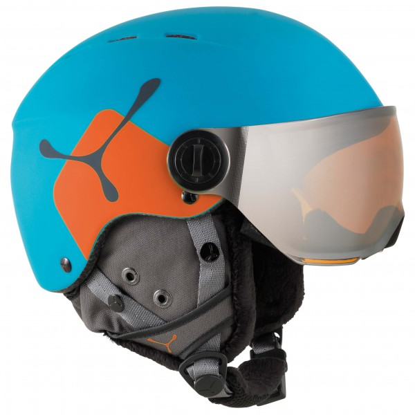 Cébé - Kid's Fireball Cat 2 - Skihelm