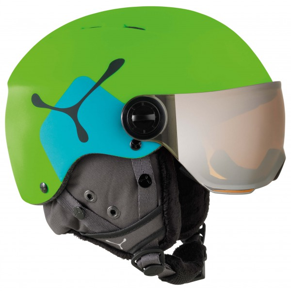 Cébé - Kid's Fireball Cat 3 - Ski helmet