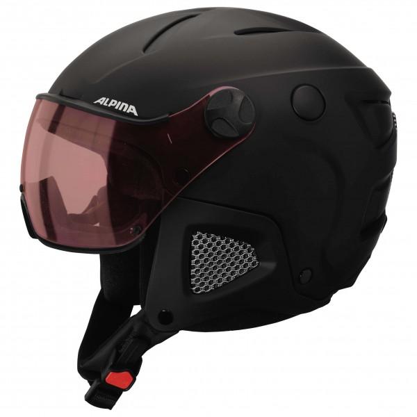Alpina - Attelas Visor QVM - Casque de ski