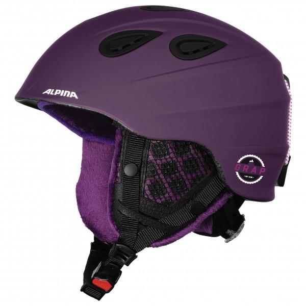 Alpina - Grap 2.0 L.E. - Ski helmet