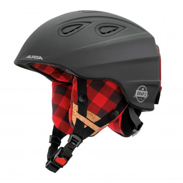 Alpina - Grap 2.0 L.E. - Casque de ski