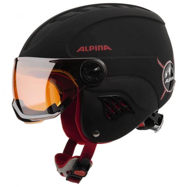 Alpina - Kid's Carat L.E. Visor HM - Skihelm