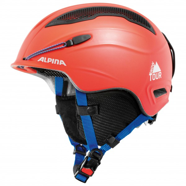 Alpina - Snow Tour incl. Earpad - Casque de ski