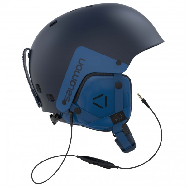 Salomon - Brigade Audio - Ski helmet