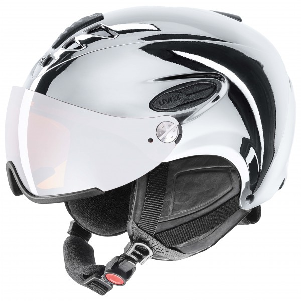 Uvex - Hlmt 300 Visor Chrome LTD S3 - Skihjelm