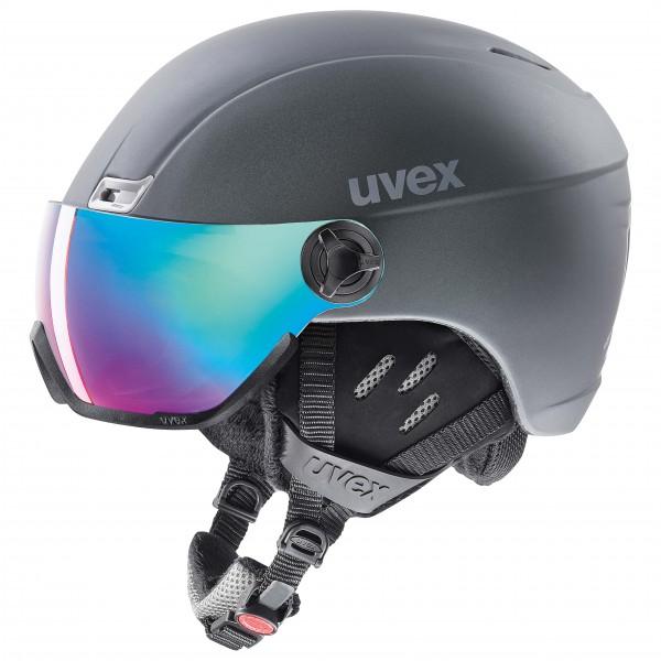 Uvex - Hlmt 400 Visor Style S2 - Ski helmet