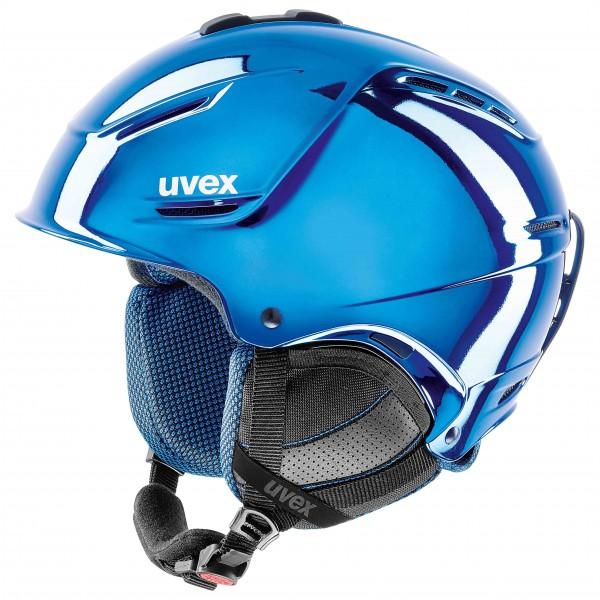 Uvex - p1us Pro Chrome Ltd - Skidhjälm