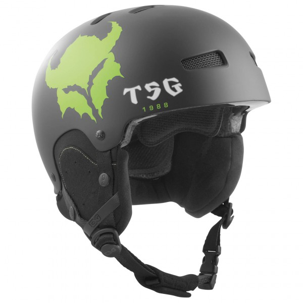 TSG - Gravity Youth Graphic Design - Ski helmet