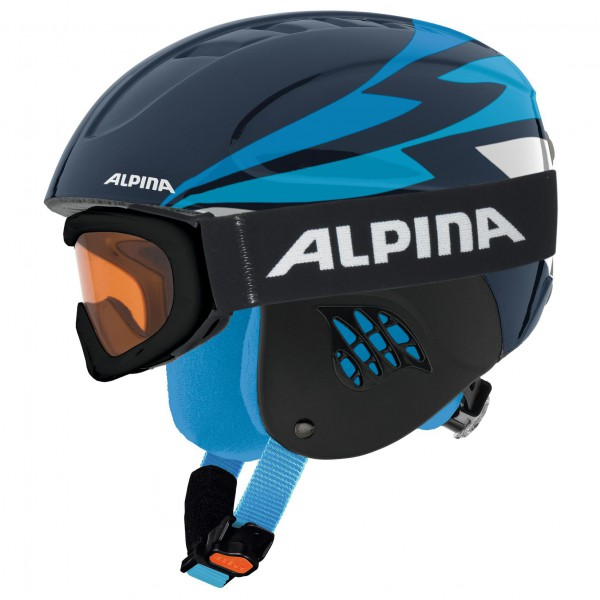 Alpina - Kid's Carat Set - Ski helmet