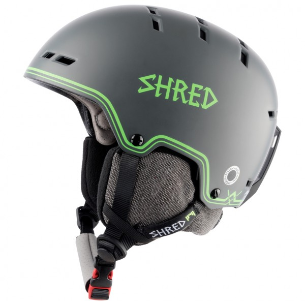 SHRED - Bumper Noshock - Skihjelm