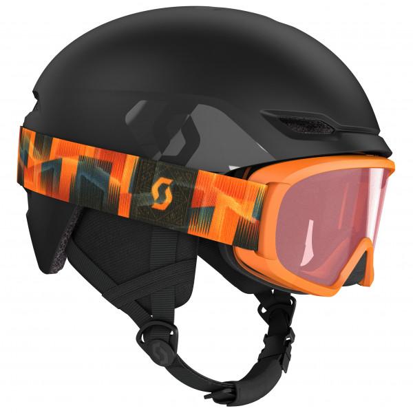Scott - Kid's Combo Helmet Keeper 2 + Goggle Witty - Skidhjälm