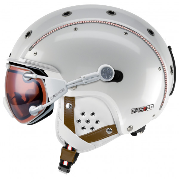 CASCO - SP-3 Limited Crystal S1-3 - Skihelm
