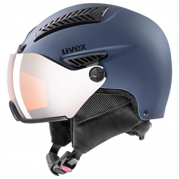 Uvex - Hlmt 600 Visor Variomatic S1-3 - Skihjelm