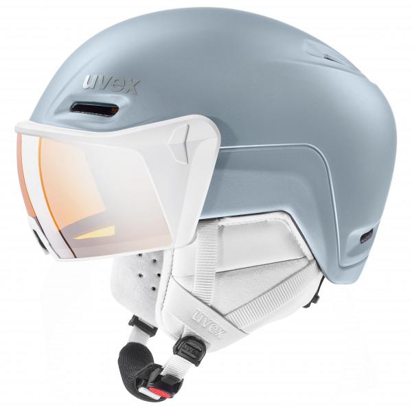 Uvex - Hlmt 700 Visor S2 - Casco de esquí
