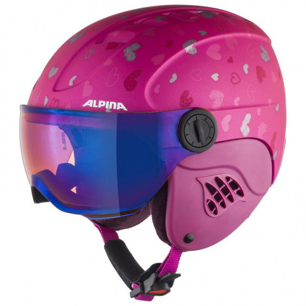 Alpina - Carat Le Visor HM - Skihelm