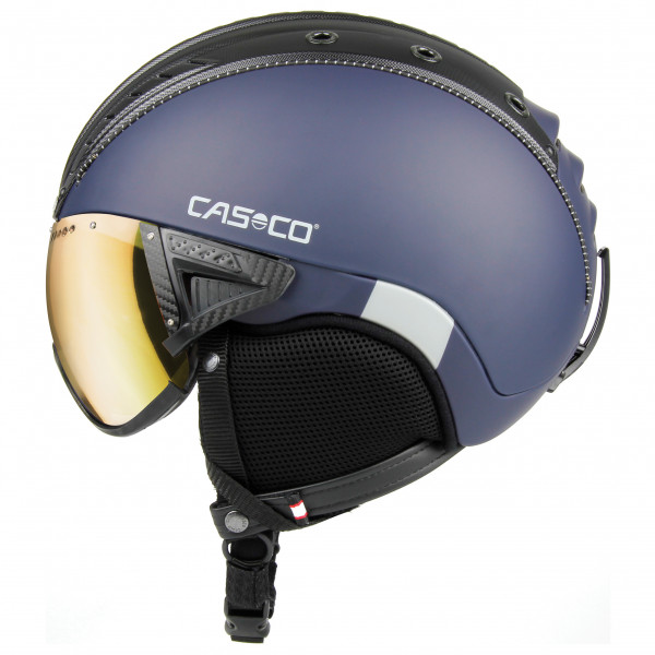 CASCO - SP-2 Visier Polarized S1 - Laskettelukypärä