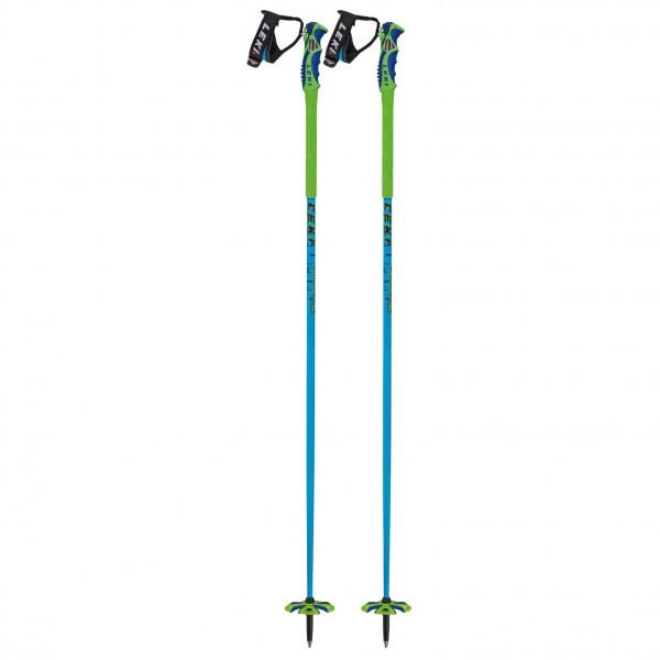 Leki - Green Bird Alu - Bâtons de ski