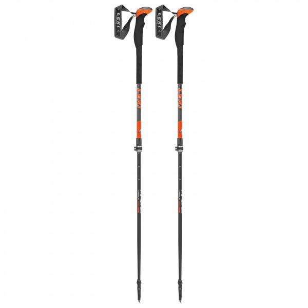 Leki - Aergon Lite 2 Carbon - Bâtons de ski