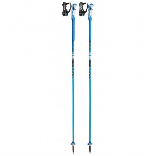 Leki - Blue Bird Carbon - Bâtons de ski