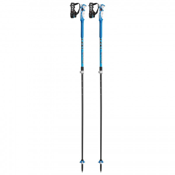 Leki - Blue Bird Vario - Bâtons de ski
