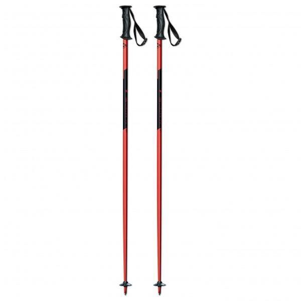 Fischer - Unlimited Red - Bâtons de ski