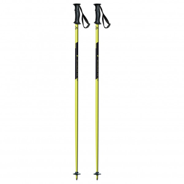 Fischer - Unlimited Yellow - Ski poles