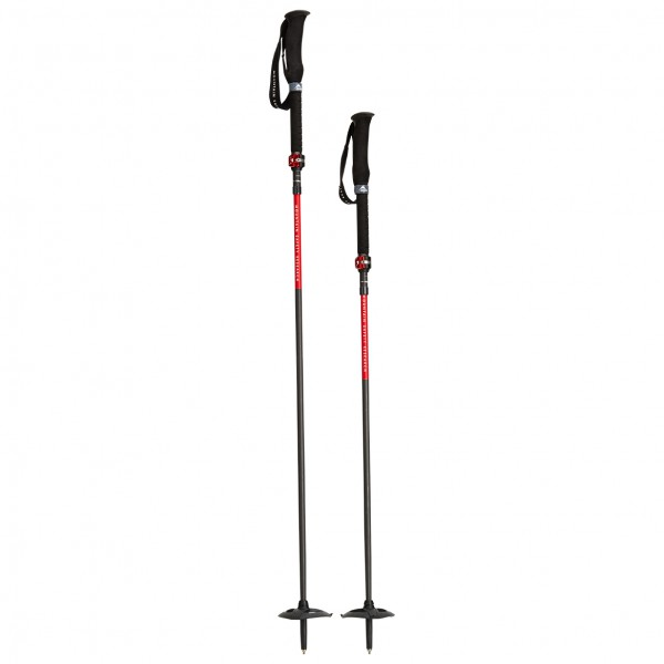 MSR - Poles Dynalock Ascent L - Ski touring poles