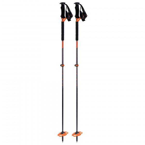 K2 - Lock Jaw Carbon Plus - Ski touring poles
